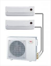 Heat Pumps The Woodlands TX - ACT Air Conditioning Texas - Mini_split_ac