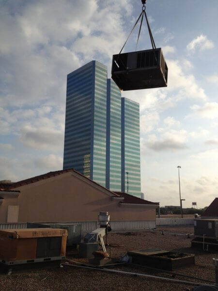 Commercial HVAC & AC Repair: The Woodlands, Spring, & Houston | AC Texas - Commercial_hvac_install