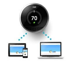Smart Thermostat Installation: WIFI and Nest Thermostats  | AC Texas - Nest_equip_photo