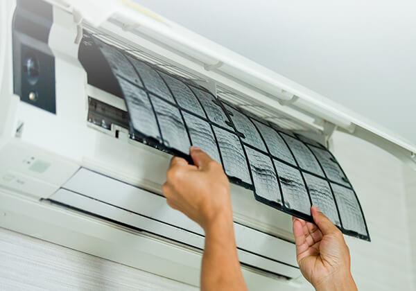 Residential Ductless Air Conditioners Spring The Woodlands Tx