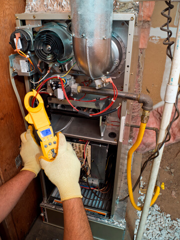 Heating Service Porter TX - ACT Air Conditioning Texas - signs-of-furnace-failure